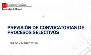 Convocatoria Oposiciones Comunidad de Madrid opositaonline