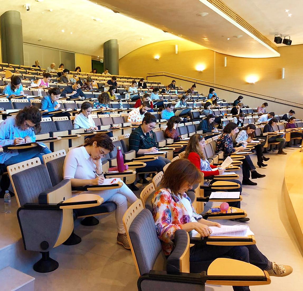 Fechas estimadas procesos selectivos OEP 2017-2018 - Junta de Andalucía